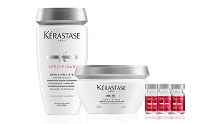 Specifique Hair Care Collection for Scalp and Thinning Hair