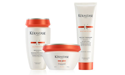 Nutritive Hair Care Collection for Dry Hair